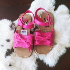 🆕 Minnie Mouse Sandals